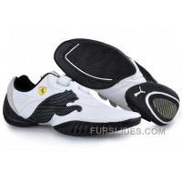 Mens Puma New Shoes In White/Black For Sale FHjb4G