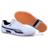 Puma New Style 008 White/Black Authentic PhrTS