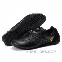 Puma SF Pace Cat III In All Black Christmas Deals ZZh8AN