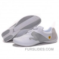 Puma SF Pace Cat III In White-Silver For Sale JWdxP