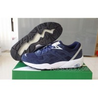 Puma R698 362570-03 Blue White Women/Men Online
