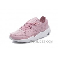 2017 Spring/Summer Puma R698 Pink Women Running Shoes Vintage Online