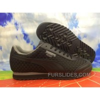 2017 PUMA Roma Basic 359853-01 ALL BLACK MEN SHOES Authentic RkfhNtn