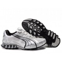 2010 Puma Running Shoes In White/Black Cheap To Buy A3dYZP
