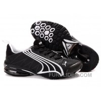 Puma Cell Running Shoes BlackWhite Discount 3WpBA4