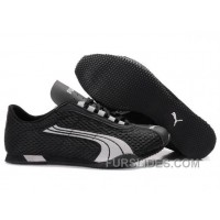 Puma H-Street Rising Plus Running Shoes BlackWhite 02 Lastest Fzw6kn