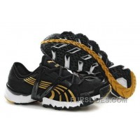 2010 Puma Running Shoes In Black/Gold For Sale Rh6AE6