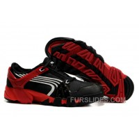 Puma Complete AX-Alps BlackRedWhite Authentic QGs7k