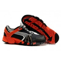 Puma Complete AX-Alps BlackWhiteOrange For Sale DYreX