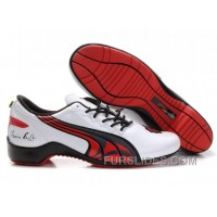 Puma Usain Bolt Running Shoes WhiteRed For Sale 8E8jQZ