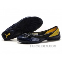 Cheap To Buy Puma Saba Ballet Young NavyYellow MSZGGNa