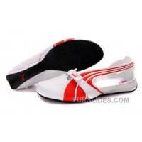 Top Deals Women's Puma BWM Sandals White/Red WFAri