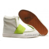 For Sale Puma El Roo Shoes White/Green BdY4Pf