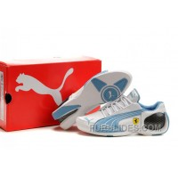 Super Deals Puma Trionfo Lo L II White/Blue SadpbiM