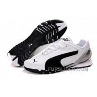 Top Deals Puma New Style Grit Cat III Shoes White/Black KiXNmz