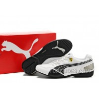 Christmas Deals Puma Ducati Twin Shoes White/Black MyFxxK