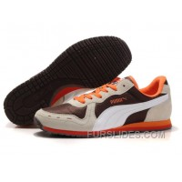 Christmas Deals Puma Cabana Racer II LX Sneakers Brown/Beige/Orange 8Ae4td