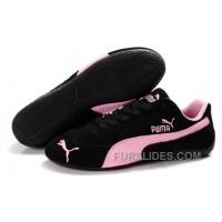 Christmas Deals Puma Speed Cat SD Shoes Black/Pink MMckd
