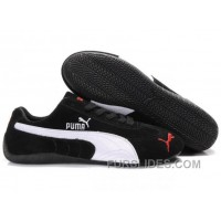 Online Puma Speed Cat SD Trainers Black/White 01 IS3jjzS