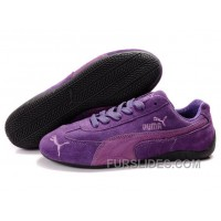 For Sale Puma Speed Cat SD Shoes Purple GBBy3