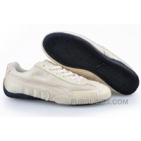 Puma Speed Cat SD US Shoes Beige Authentic NSa3rn7