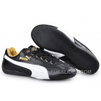 Puma Speed Cat Leather Shoes Cheap To Buy X8byRX
