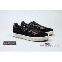 PUMA SUEDE XL Lace 364107 Black Women Sneakers New Style