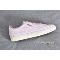 Puma Suede Classic Elemental Women Men Shoes Fur Leather Pink New Release