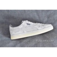 Puma Suede Classic Elemental Women Men Shoes Fur Leather White Cheap To Buy