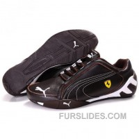 PUMA Tour Cat Lo Shoes In Chocolate-White Free Shipping JEtnms2