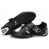 Mens Puma Ur Cat Lo L In Black/White Cheap To Buy 7JMfGYj