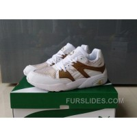PUMA TRINOMIC BLAZE 362022-02 White Metallic Super Deals