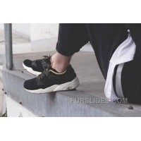 Puma Trinomic Blaze Winterized 361653-01 Black Authentic