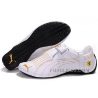 Mens Puma Trionfo Low Baylee In White/Yellow Online 3CzbDw