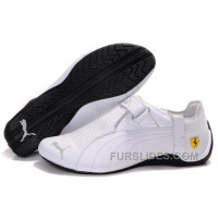 Mens Puma Trionfo Low Baylee In White Discount KdNh73