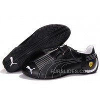 Mens Puma Trionfo Low Baylee In Black/White Christmas Deals JNBRJ2