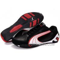 Mens Puma Trionfo Ur SF In Black/White/Red Cheap To Buy Wdfyc7