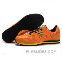Puma Usain Bolt Running Shoes Orange Cheap To Buy Jpscx