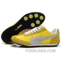 Men's Puma Usain Bolt Running Shoes Yellow Grey Lastest 5mXZCtx