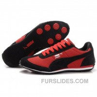 Men's Puma Usain Bolt Running Shoes Red Black For Sale RSMAXfs