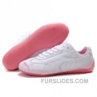 Discount Women's Puma Voltaic Shoes White Pink CQCcmk