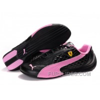 For Sale Women's Puma Wheelspin Black/Pink TQTfA4