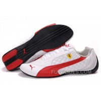 Super Deals Women's Puma Wheelspin White/Red NnwPYQy