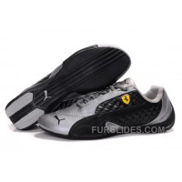 Mens Puma Wheelspin In Gray/Black Online JfsW5