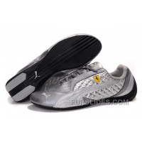 Men's Puma Wheelspin In Gray/Silver/Black For Sale XswyzwH