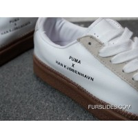PUMA X HAN KJBENHAVN WHITE SNEAKERS Authentic