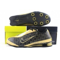 Women's Nike Shox R3 Shoes Black/Gold For Sale