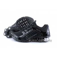 Men's Nike Shox R5 Shoes Black/Grey For Sale