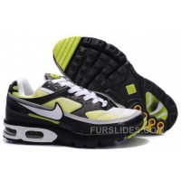 Men's Nike Shox TR Shoes Black/White/Yellow For Sale