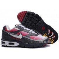 Men's Nike Shox TR Shoes Dark Grey/White/Pink Free Shipping
